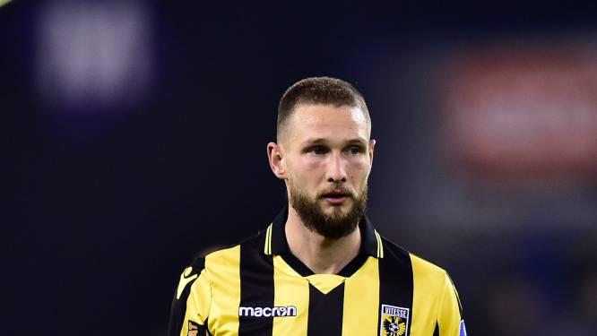 Vitesse: Matavz heeft nooit eerder rood gehad