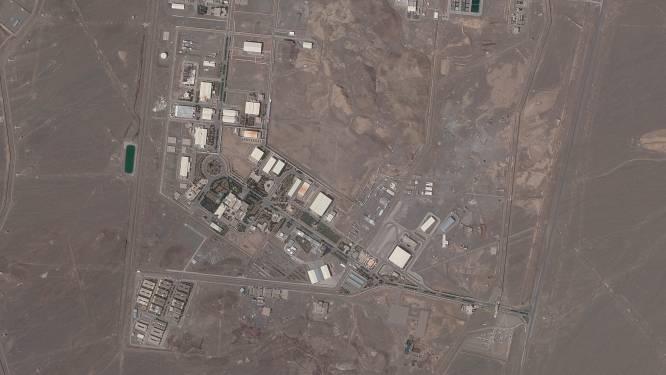 Iran identificeert verdachte achter explosie nucleaire installatie