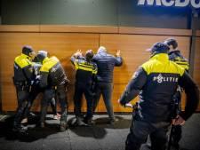 Eerste Rotterdamse relschoppers vrijdag al voor de rechter: 'We zúllen de verantwoordelijken aanpakken'