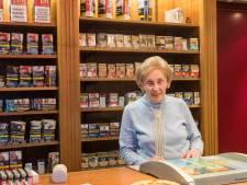 Einde van een tijdperk: het 'sigarenvrouwtje' van bijna 90 jaar stopt