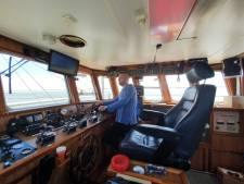Laatste zoekpoging Urker vissers naar vermist Duits meisje (14) bij Ameland strandt: 'Heel teleurstellend'