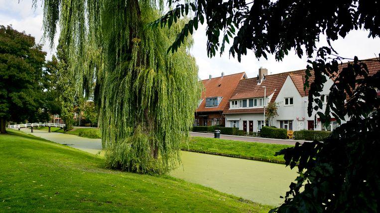 Vreewijk geeft een echt dorpsgevoel in het midden van het drukke Rotterdam. Beeld Johan Nebbeling