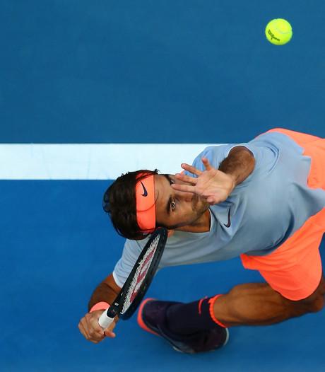 Roger Federer weer in Hopman Cup