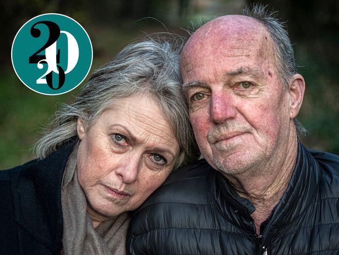 Peter en Berthie Verstappen.