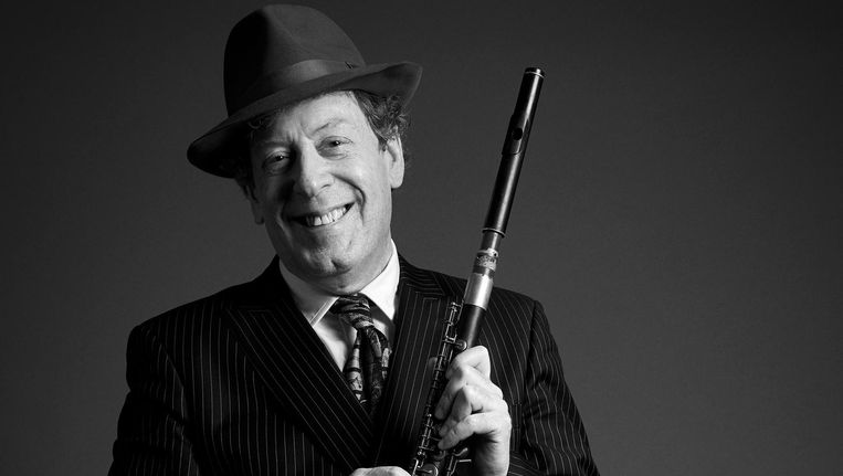 Jazzmuzikant en bandleider Peter Guidi Beeld Ferry Knijn