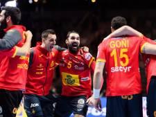 Handballers Spanje treffen Kroatië in EK-finale