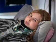 Noodkreet van Celeste (27) raakt gulle gevers: enorm bedrag voor operatie in twee weken binnen