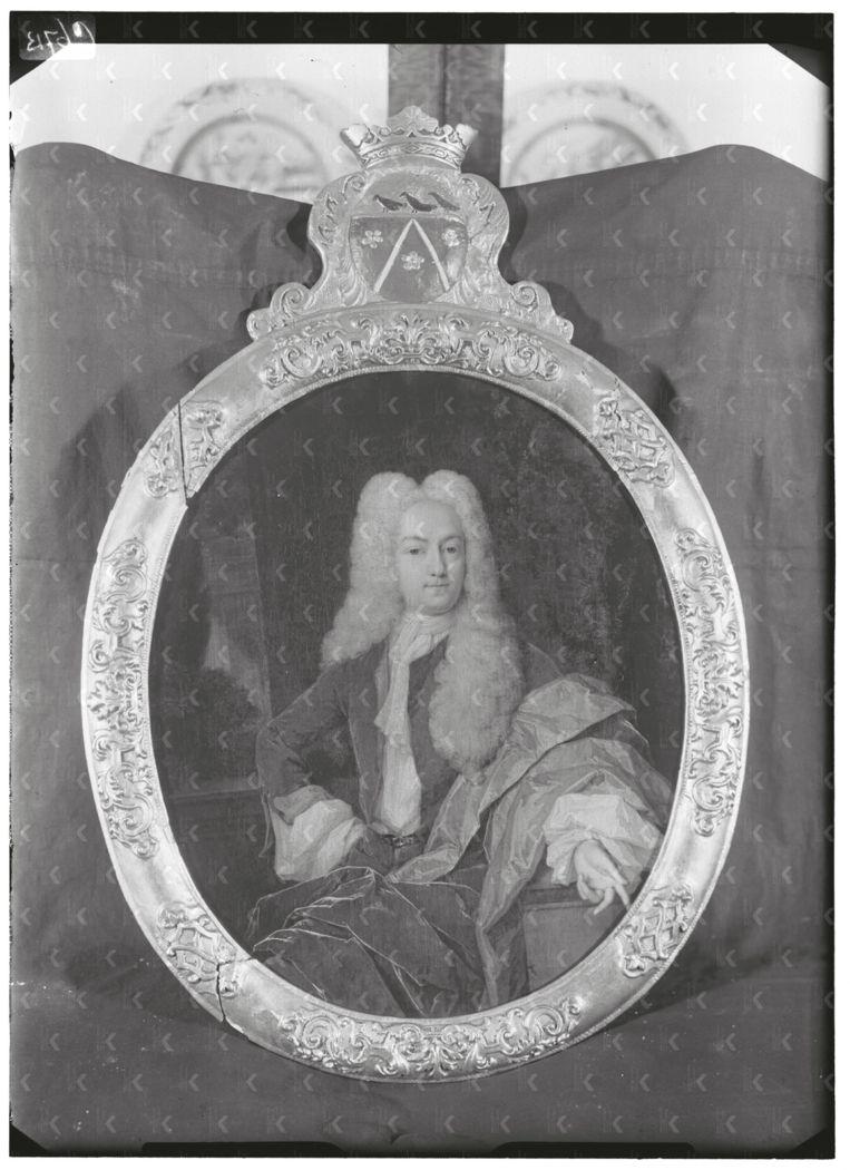 Gideon Boudaen. c.1722-1724  Beeld prive collectie-rkd
