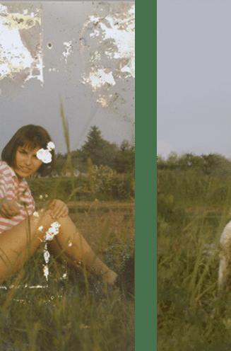 Alles kwijt, maar het meest kostbare terug: 'Canon' restaureert besmeurde foto's van slachtoffers overstromingen