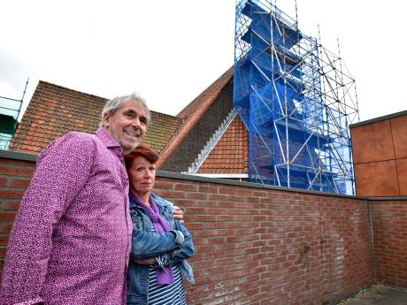 Gebied rondom Turfmarktkerk verboden terrein na noodbevel
