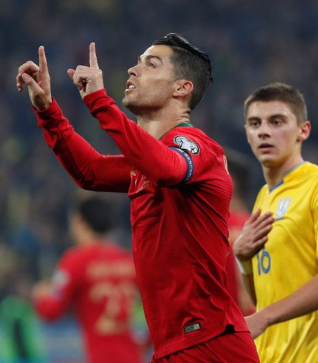 Ronaldo maakt 700ste doelpunt in carrière
