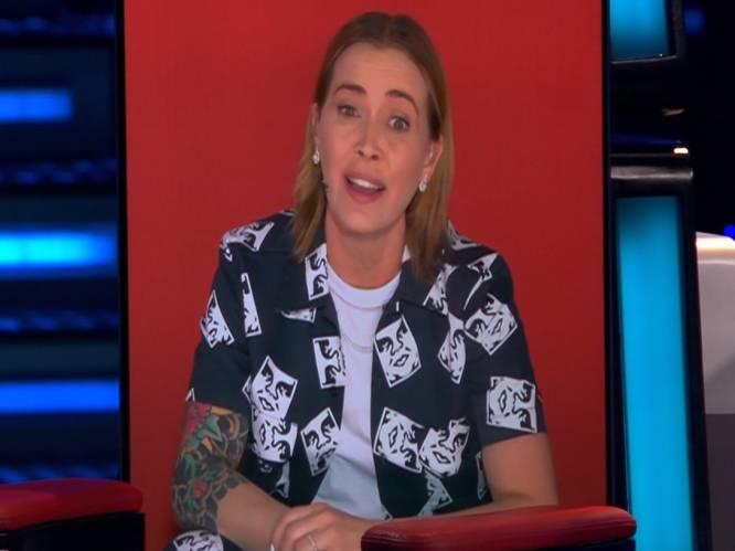 Ruim 1,8 miljoen kijkers zien Anouk compleet losgaan na onverwachte uitslag: 'Dit slaat fucking nergens op'