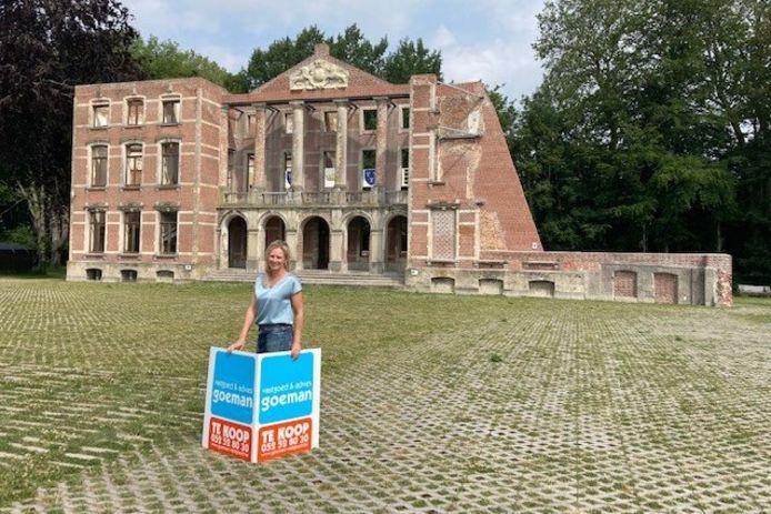 Voor Sibille Goeman van Vastgoed & Advies Goeman biedt Lede alle voordelen van een rustig dorp én een kleine stad.