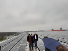 Groot zonnedak op Flight Forum Eindhoven bewijst het: milieu is ook business