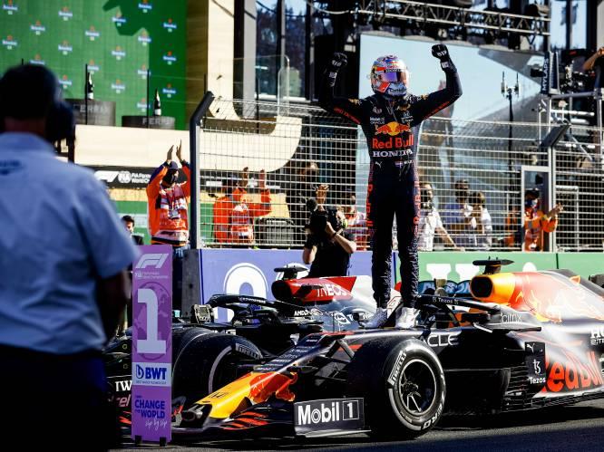 Verstappen wint in Zandvoort eerste GP in eigen land en neemt WK-leiding over van Hamilton