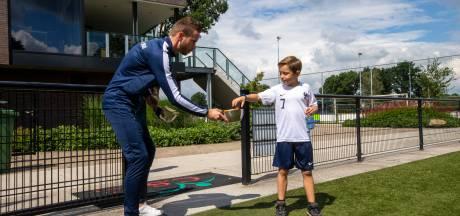Een bso op de voetbalclub in Wijchen: 'Juist nu is een goed moment voor een bso gericht op sport'