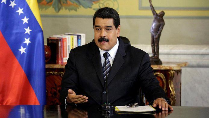 President Maduro van Venezuela