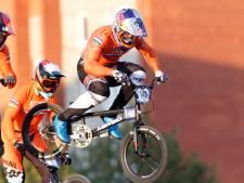 Van Gendt grijpt wereldtitel BMX, zilver voor Kimmann en Smulders
