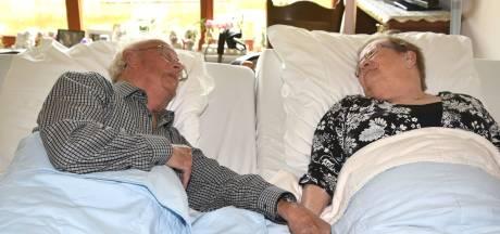 Samen met je dierbare slapen in het ziekenhuis