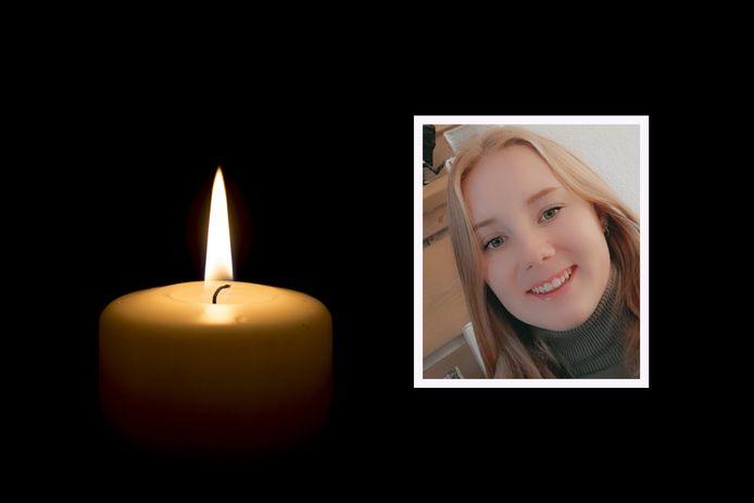 De 14-jarige Lotte uit Almelo kwam mogelijk door een misdrijf om het leven.