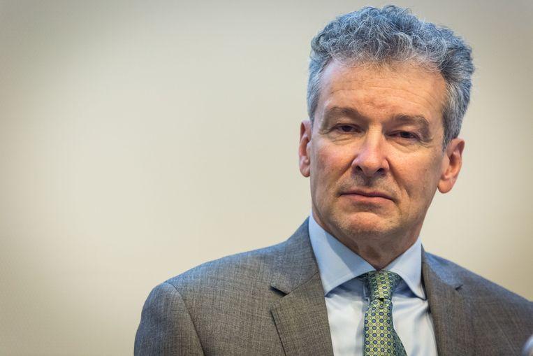 Bpost-topman Koen Van Gerven Beeld BELGA
