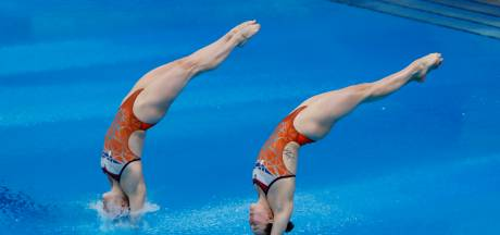 Schoonspringsters Jansen en Van Duijn niet als duo naar Spelen