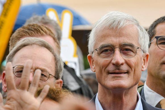 Europees N-VA-lijsttrekker Geert Bourgeois.