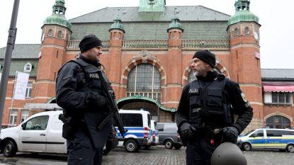 Meer dan honderd dreigbrieven en bommeldingen in Duitsland