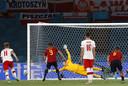 Gerard Moreno loupe son penalty
