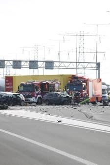 Drie doden door ernstig ongeval op A2