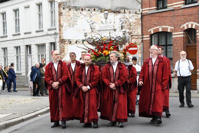Geraardsbergen: Processie van Plaisance.