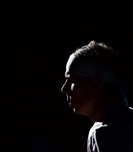 Rafael Nadal voor het eerst dit jaar op 1