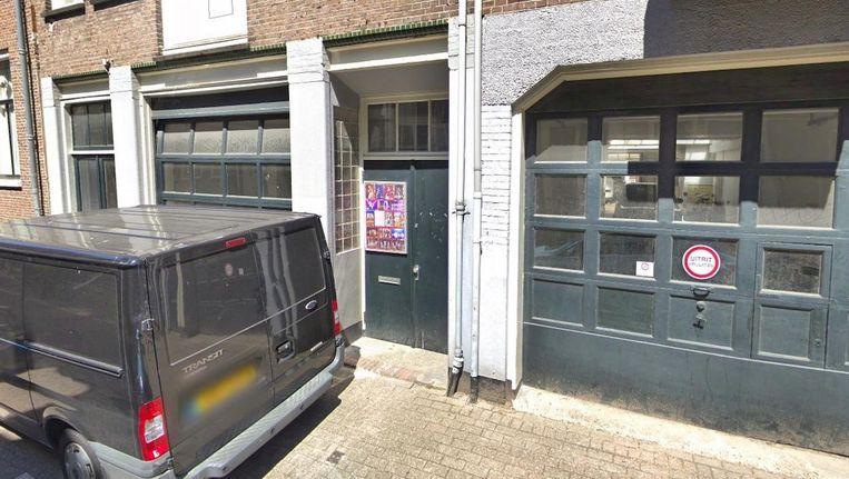 Balletschool De Toverfluit Beeld Google Streetview