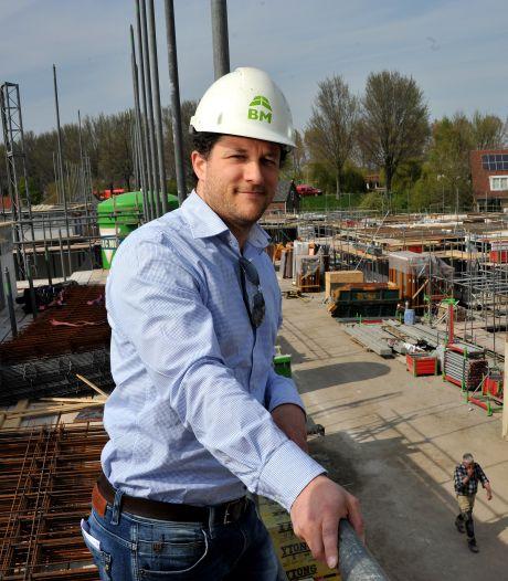 Dordrecht staat in de steigers en is voorlopig nog niet uitgebouwd