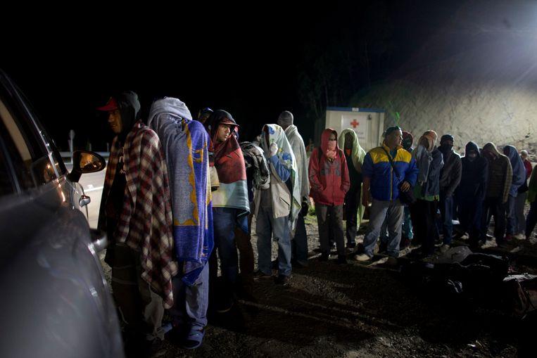 De Venezolanen vluchten vooral naar Colombia en Peru. Per dag komen in Colombia zo'n 3.000 vluchtelingen toe.