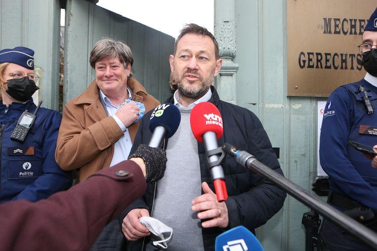 Bart De Pauw. Beeld Photo News