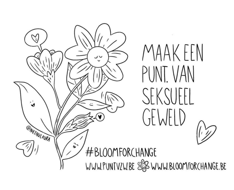 #bloomforchange Beeld Bloomforchange