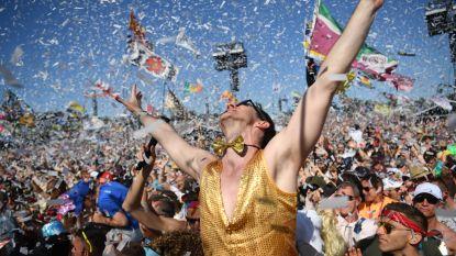 """Populair Brits festival Glastonbury monitort situatie coronavirus: """"Voorlopig gaan we gewoon door"""""""