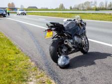 Slachtoffer motorongeluk A59 bij Heijningen is 55-jarige man uit Ammerzoden zonder geldig rijbewijs