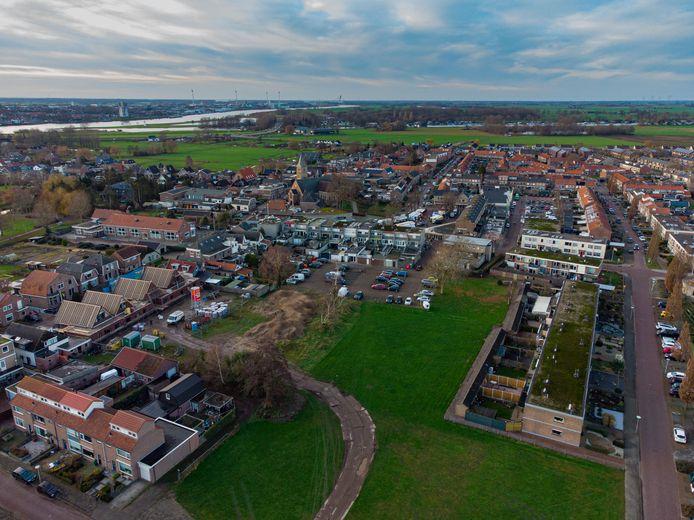 Mogelijk vestigt Jumbo zich in de nog te bouwen supermarkt op de Slenke Es in IJsselmuiden.
