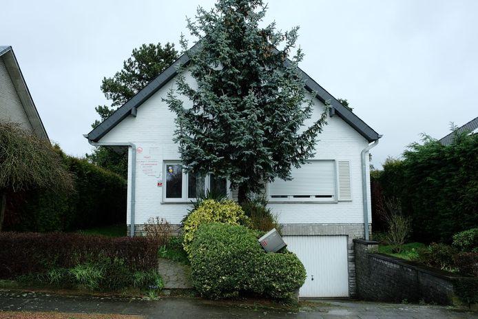 In deze woning in de Van Parijslaan in Zaventem vielen agenten vorig jaar binnen in het kader van het onderzoek naar de Albanese bende.