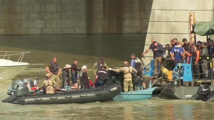 Nog een lichaam gevonden in de Donau