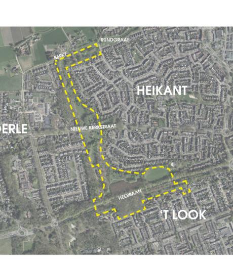 Recreatiegebied tussen Veldhovense wijken 't Look, Heikant en Oerle opnieuw ingericht