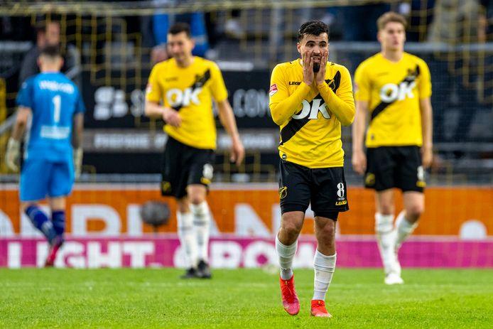 El Allouchi na de verloren play-offfinale