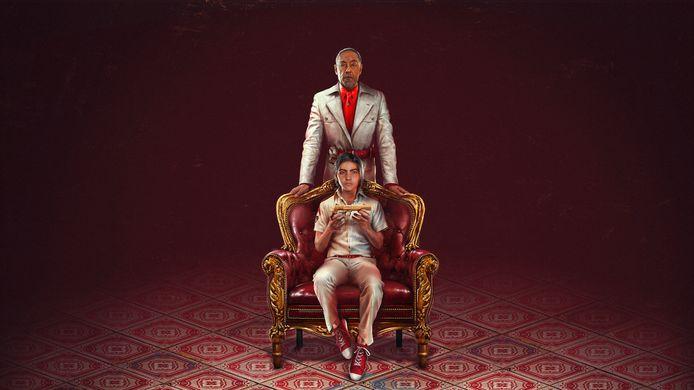 Esposito speelt dictator Anton Castillo, die alles doet voor zijn jonge zoon.