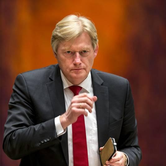 Staatssecretaris Martin van Rijn (Volksgezondheid).