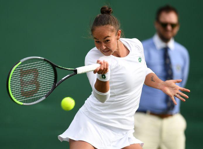 Lesley Pattinama-Kerkhove kan haar tweede WTA-toernooi van 2021 winnen.