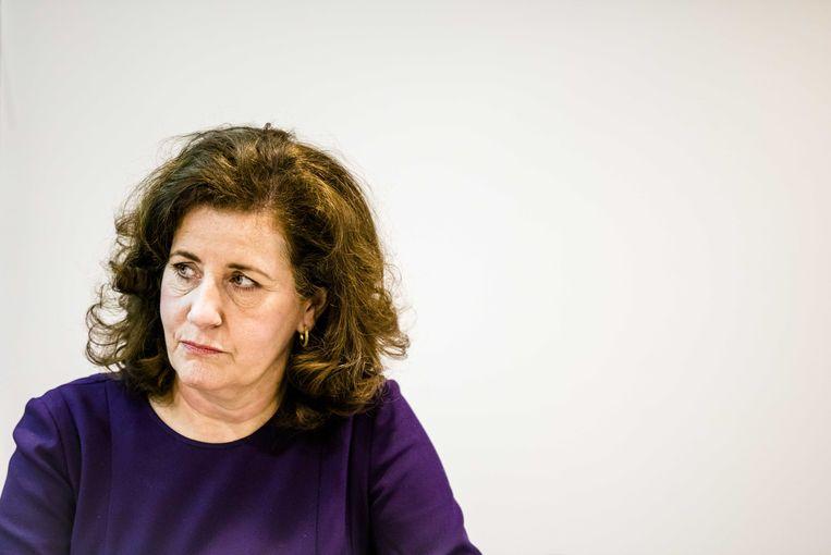 Minister Ingrid van Engelshoven (archiefbeeld) Beeld ANP