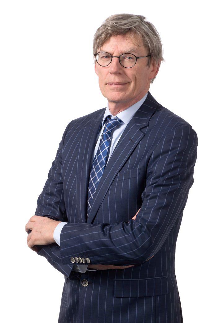Bart Berden bestuurlid van het ETZ het St. Elizabeth ziekenhuis in Tilburg.
