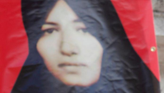 Sakineh Mohammadi-Ashtiani werd in 2006 veroordeeld tot steniging.